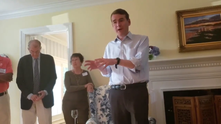Click to watch: Michael Bennet on ending the use of immigrant detainers in Columbia, SC