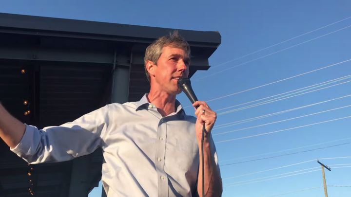 Click to watch: Beto O'Rourke discusses reproductive freedom and lifting insurance bans in Charleston, SC