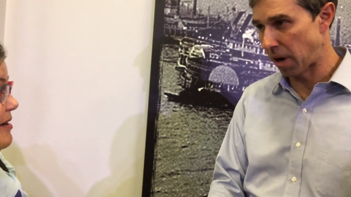 Click to watch: Beto O'Rourke on reducing immigrant detention by 75% in Davenport, IA