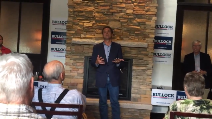 Click to watch: Steve Bullock on reducing mass incarceration in Iowa City, IA