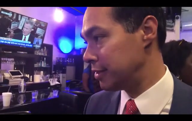 Click to watch: Julián Castro on committing to reducing the federal prison population in Columbia, SC
