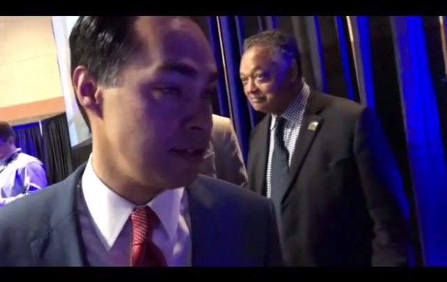 Click to watch: Julián Castro on providing a path to citizenship in Columbia, SC