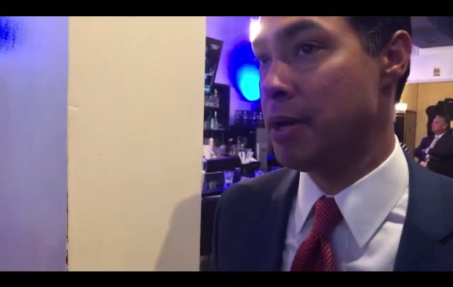 Click to watch: Julián Castro on committing to end the Hyde Amendment in Columbia, SC