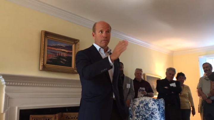 Click to watch: John Delaney on ending the use of immigrant detainers in Columbia, SC