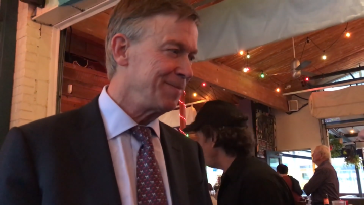 Click to watch: John Hickenlooper discusses increasing voting rights and voter turnout in Charleston, SC