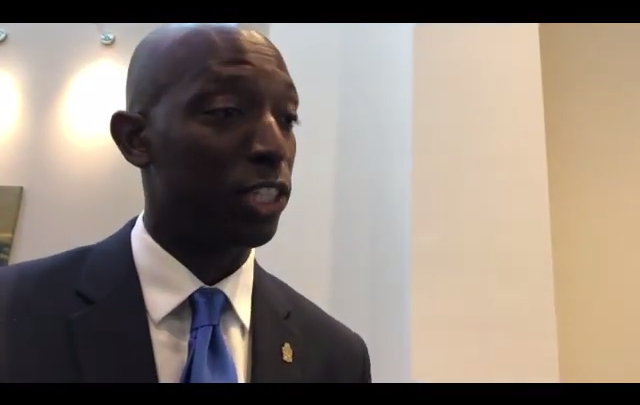 Click to watch: Wayne Messam on whether he supports a clear pathway to citizenship in Columbia, SC