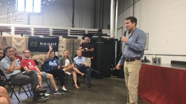 Click to watch: Seth Moulton on creating a path to citizenship in West Des Moines, IA