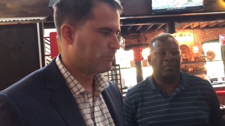 Click to watch: Seth Moulton on ending the Hyde Amendment in Columbia, SC