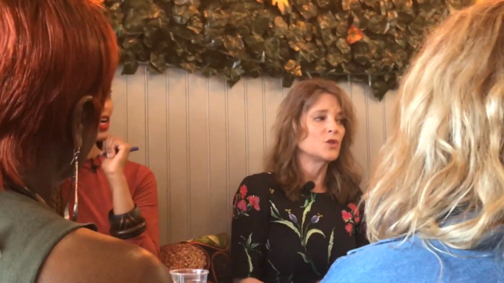 Click to watch: Marianne Williamson on lowering immigration detention in Charleston, SC